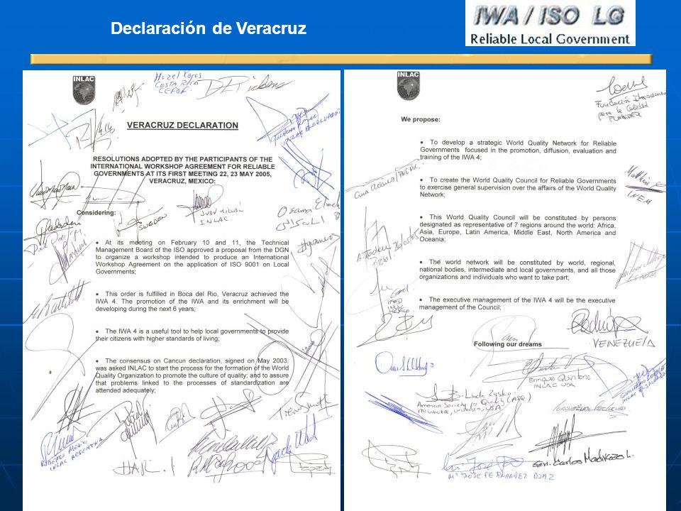 Declaración de Veracruz