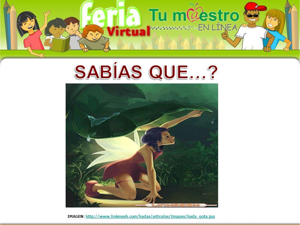 IMAGEN: http://www.linkmesh.com/hadas/articulos/Images/hada_gota.jpg