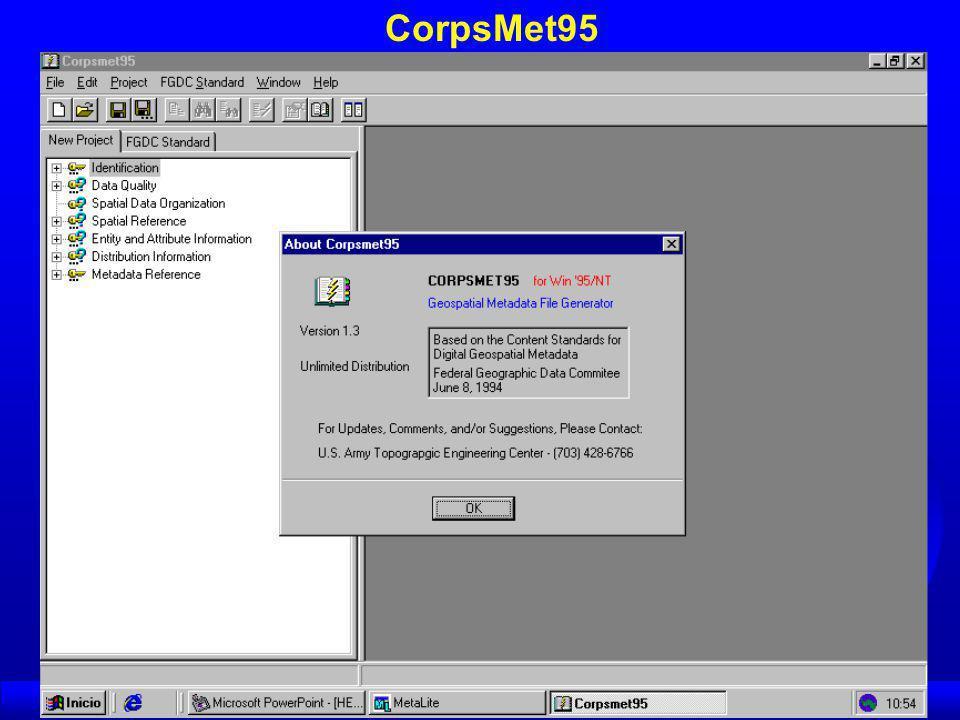 CorpsMet95