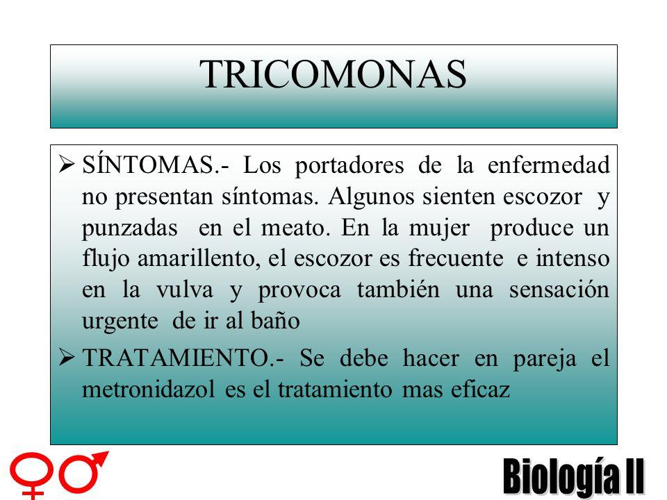 TRICOMONAS