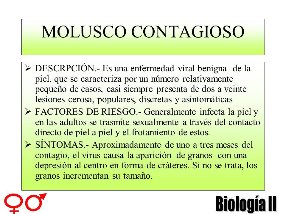 MOLUSCO CONTAGIOSO