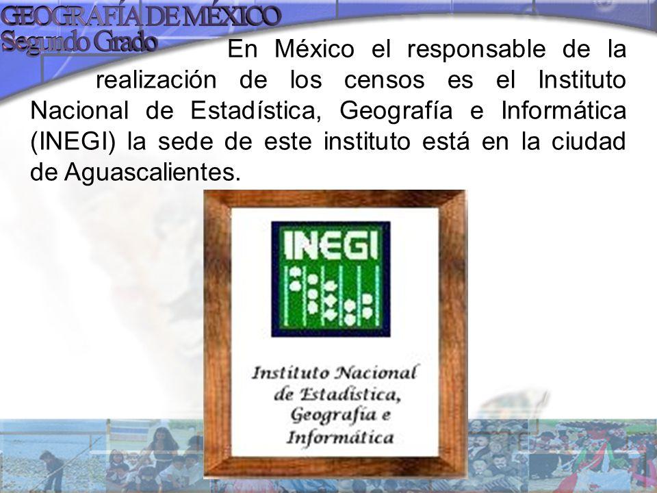 En México el responsable de la