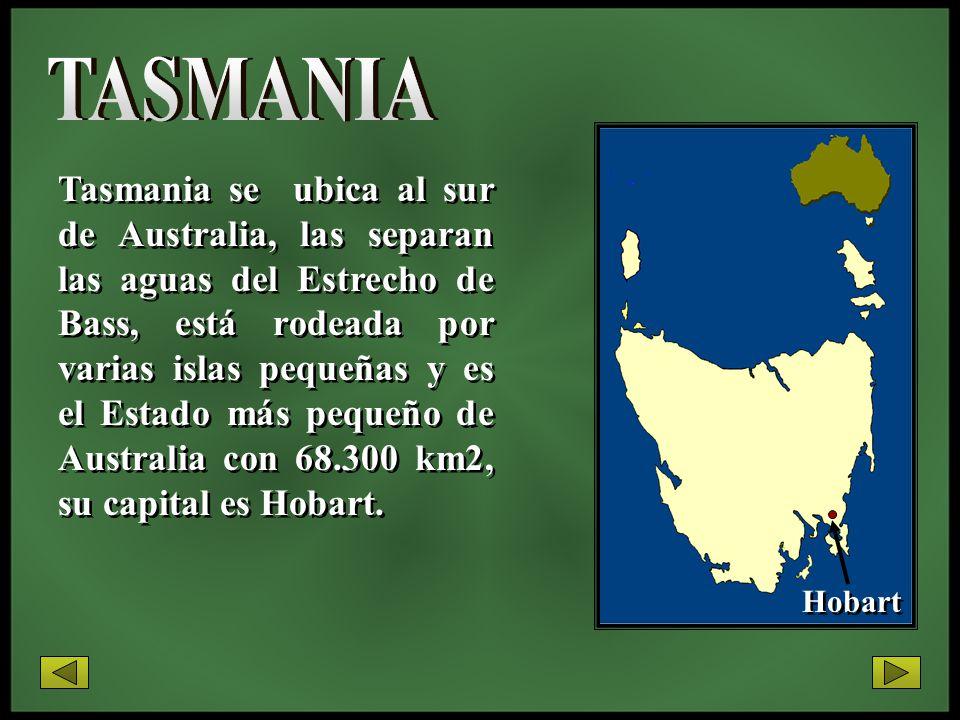 TASMANIA Hobart.
