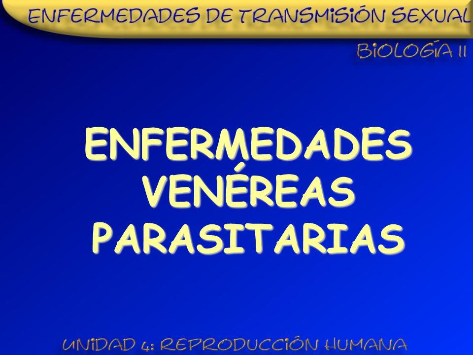 ENFERMEDADES VENÉREAS PARASITARIAS