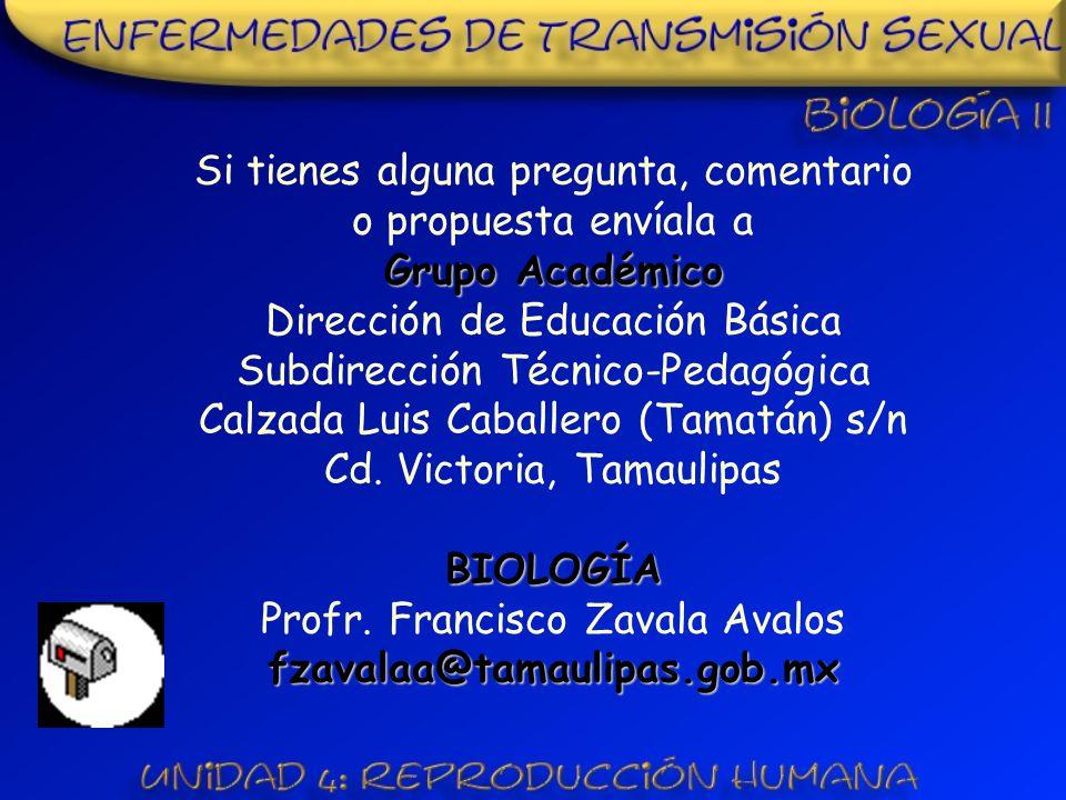 Grupo Académico BIOLOGÍA