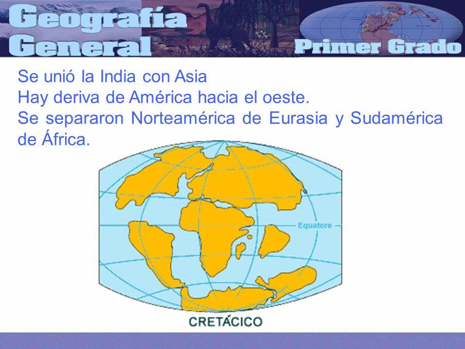 Se unió la India con Asia
