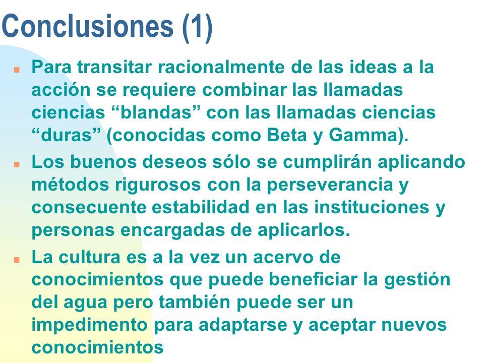 Conclusiones (1)