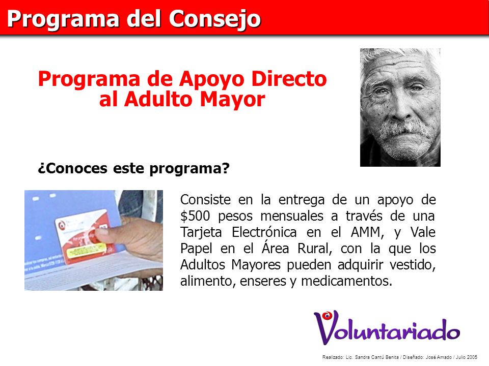 Programa de Apoyo Directo