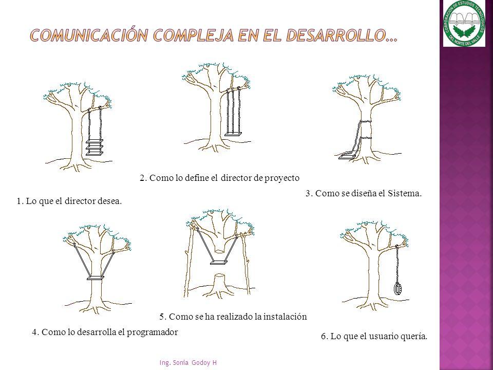 Comunicación compleja en el desarrollo…