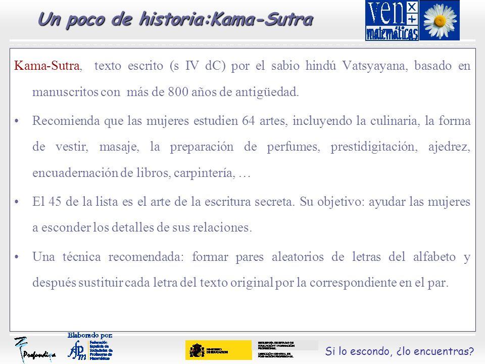 Un poco de historia:Kama-Sutra