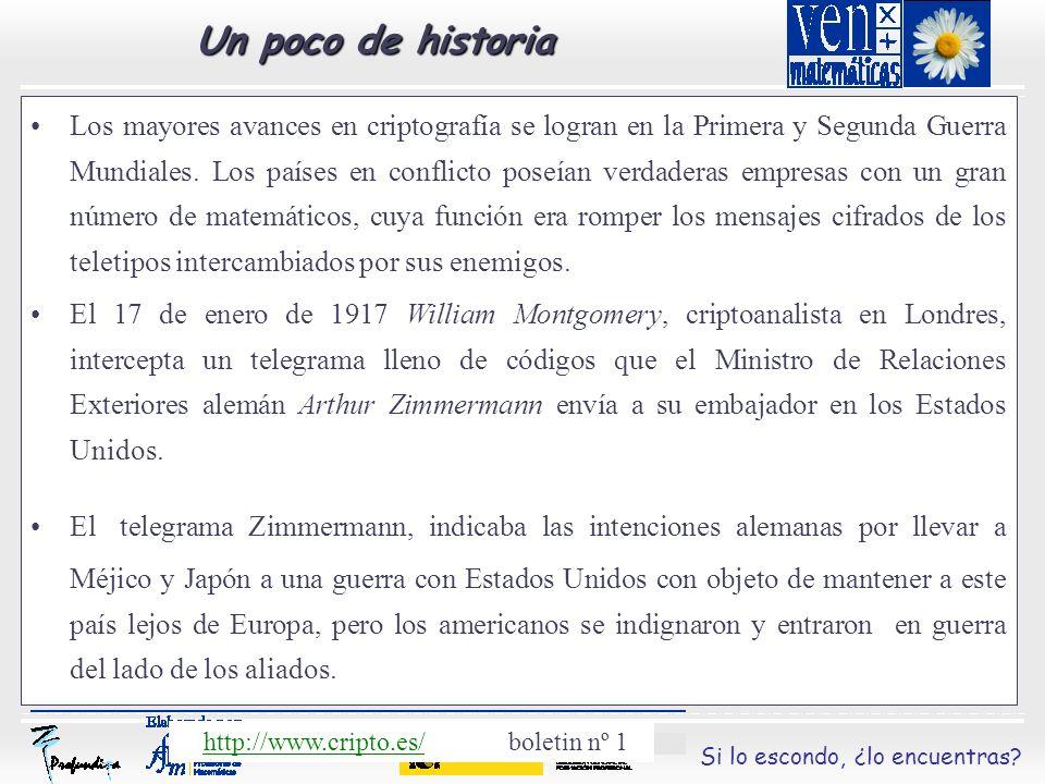 http://www.cripto.es/ boletin nº 1