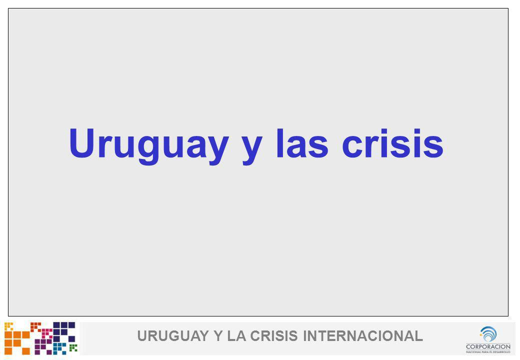 URUGUAY Y LA CRISIS INTERNACIONAL