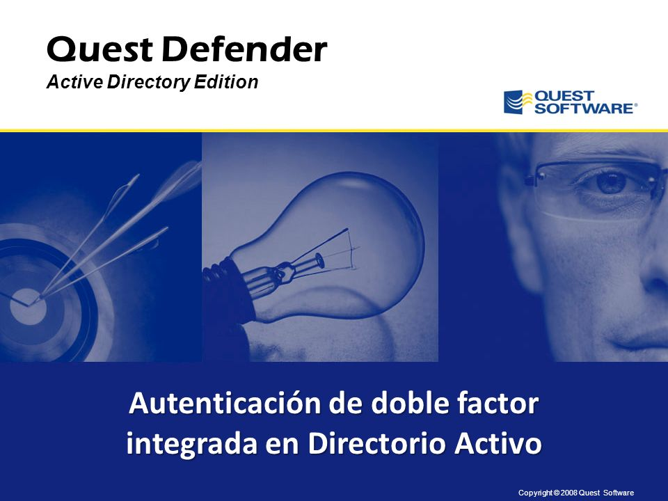 Quest Defender Active Directory Edition