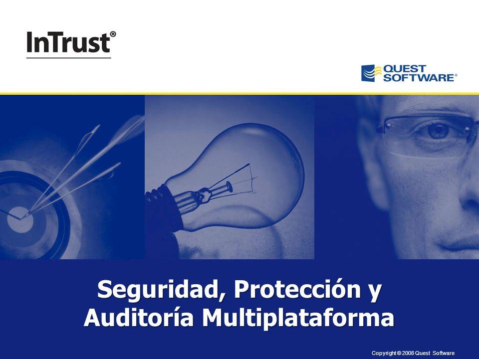 Seguridad, Protección y Auditoría Multiplataforma