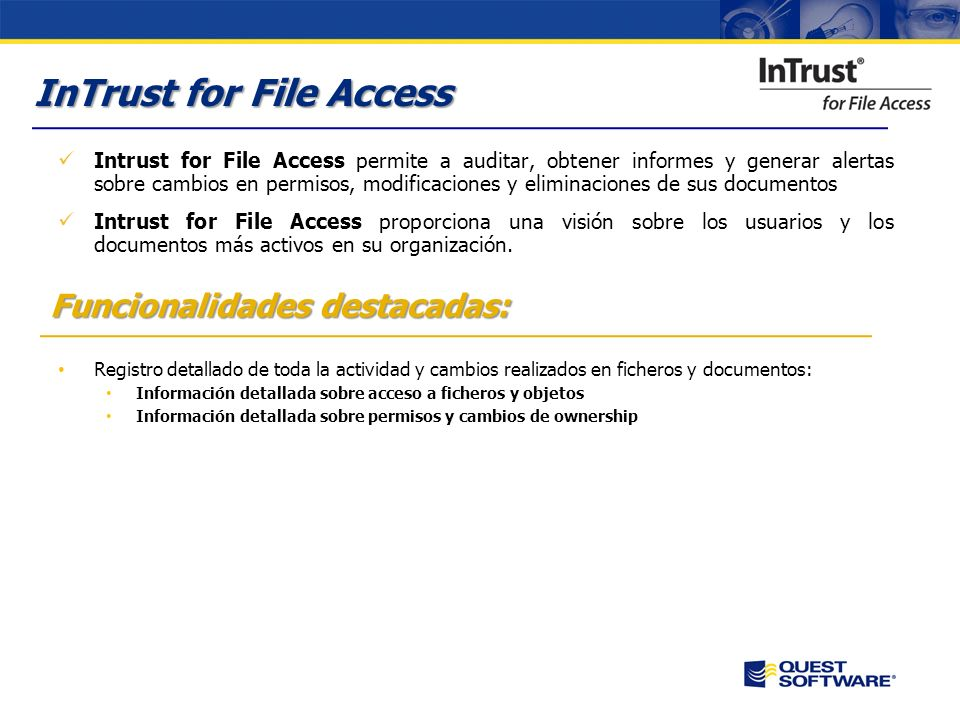 InTrust for File Access