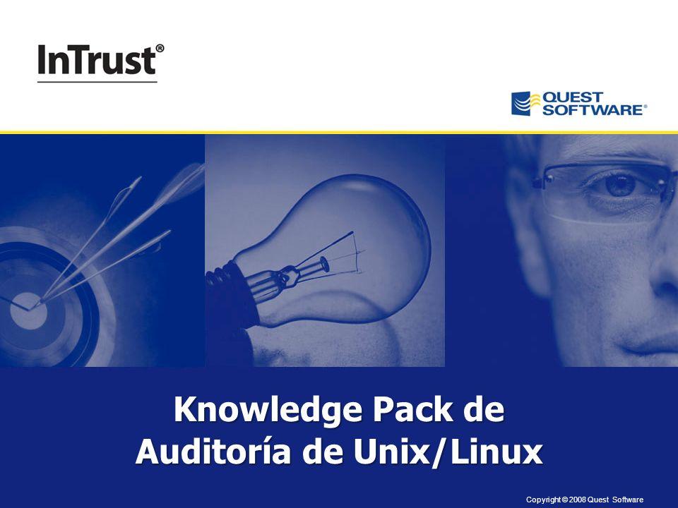 Auditoría de Unix/Linux