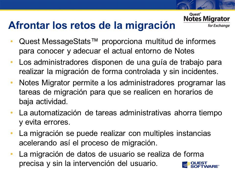 Afrontar los retos de la migración