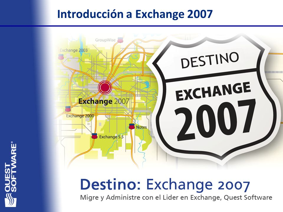 Introducción a Exchange 2007