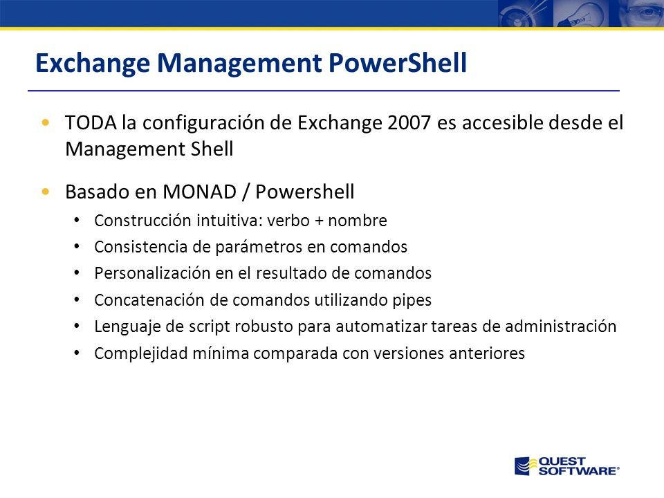 Exchange Management PowerShell