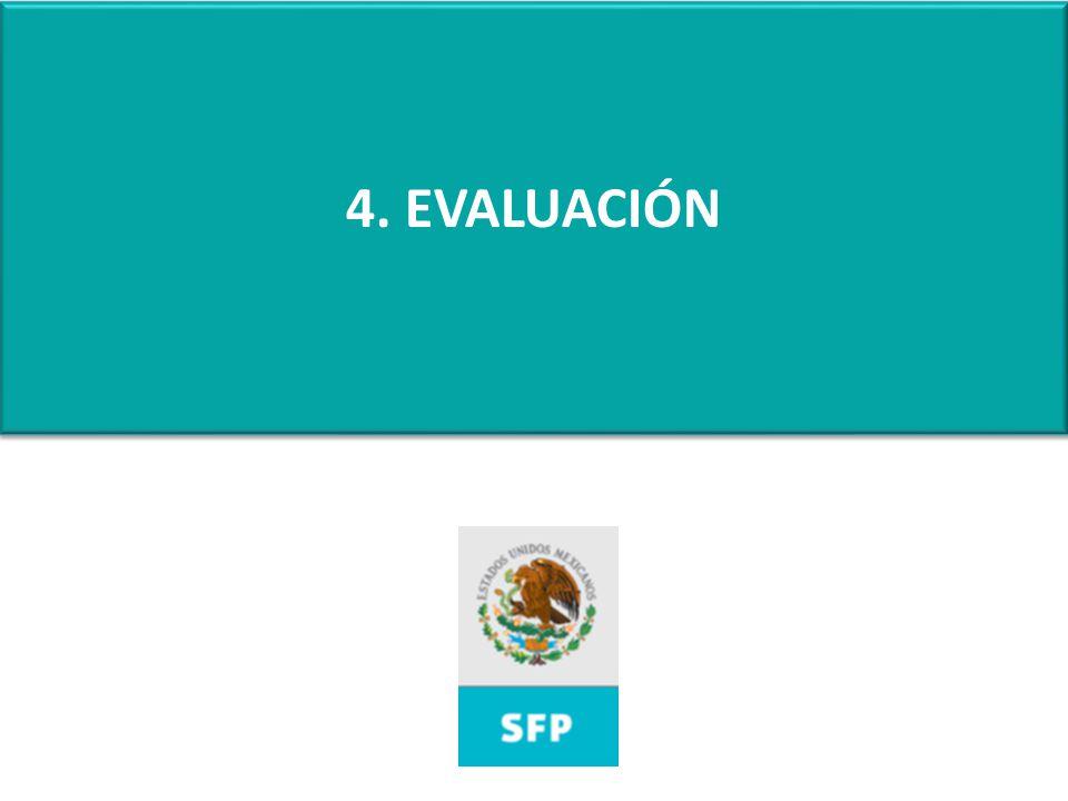 4. evaluación