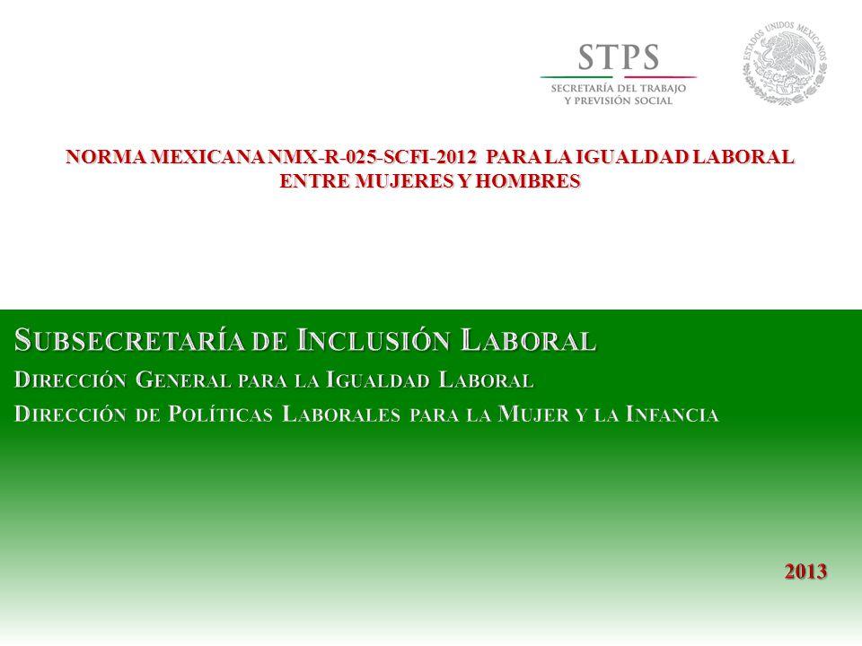 Subsecretaría de Inclusión Laboral
