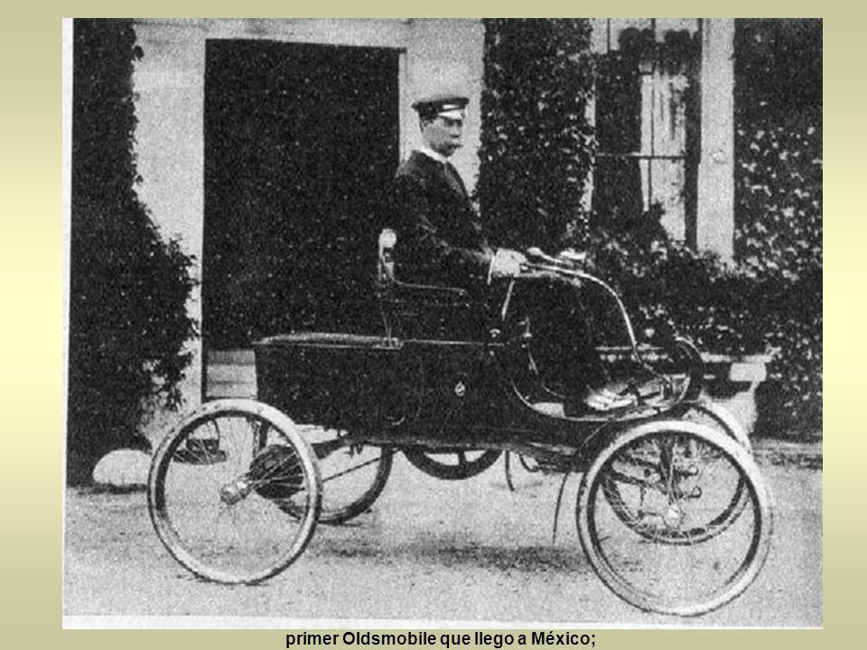 Ya en 1904 eran comunes en las calles de la ciudad