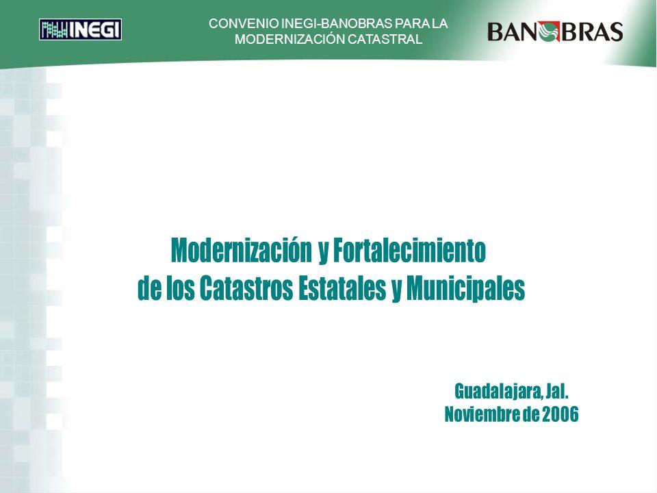 Modernización y Fortalecimiento