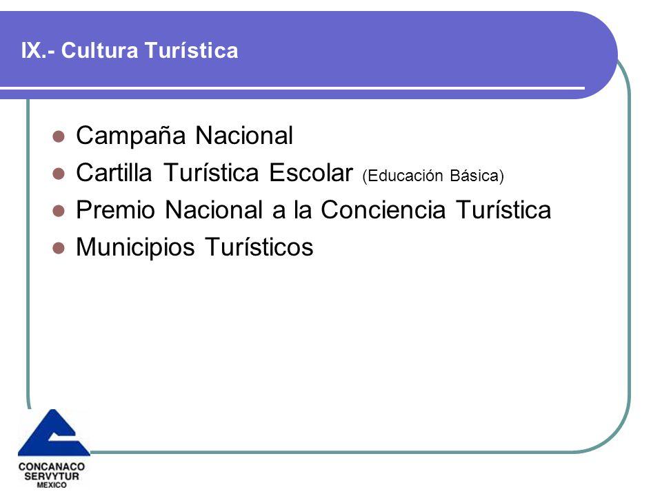 Cartilla Turística Escolar (Educación Básica)