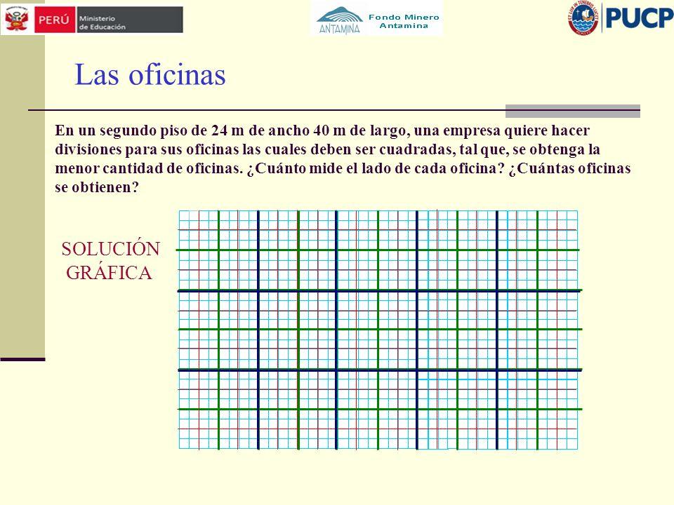 Las oficinas SOLUCIÓN GRÁFICA