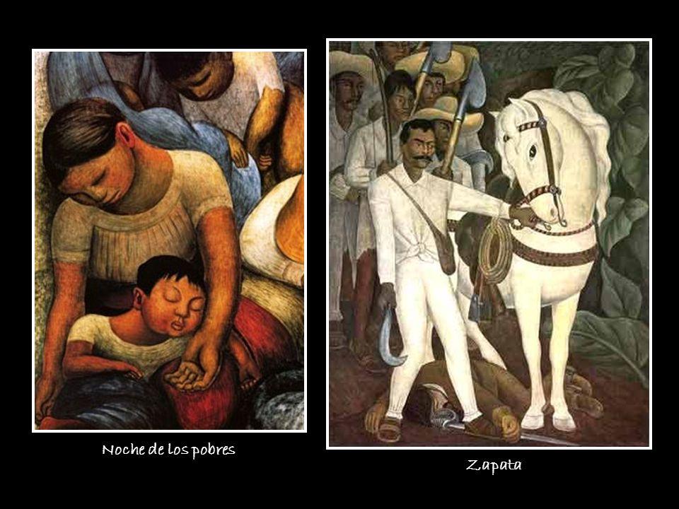 Zapata Noche de los pobres