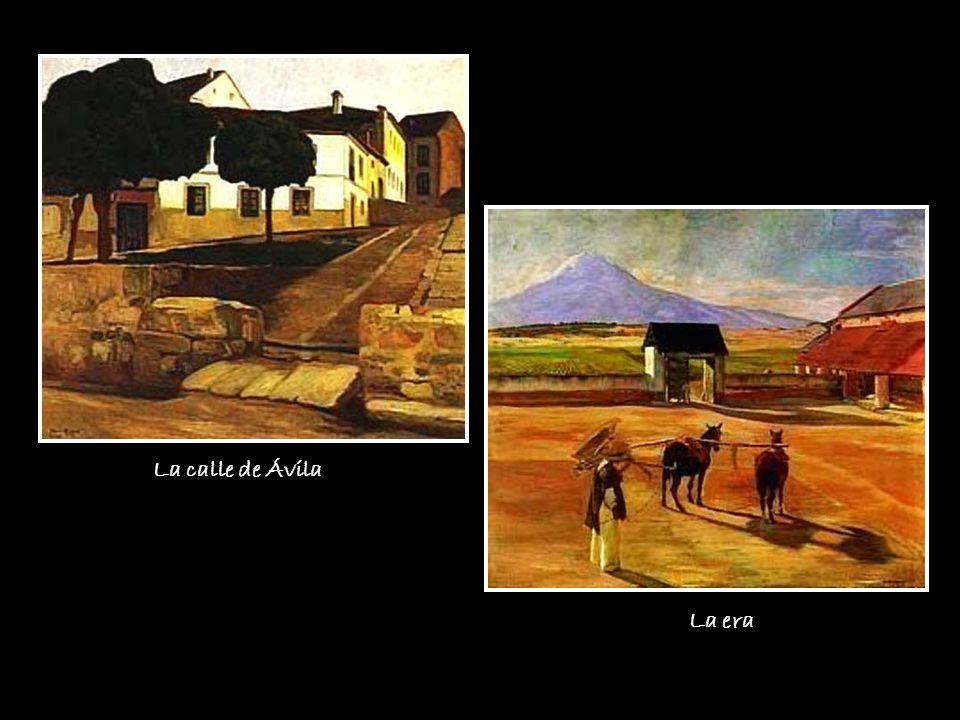 La calle de Ávila La era