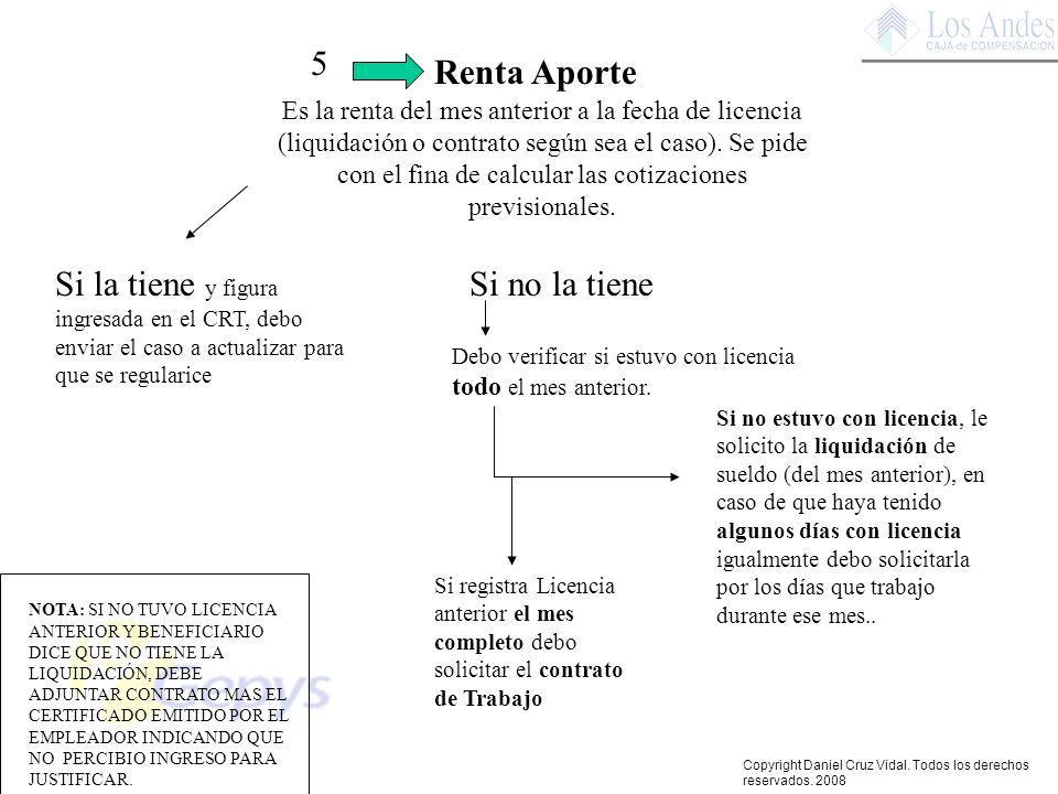 5 Renta Aporte.