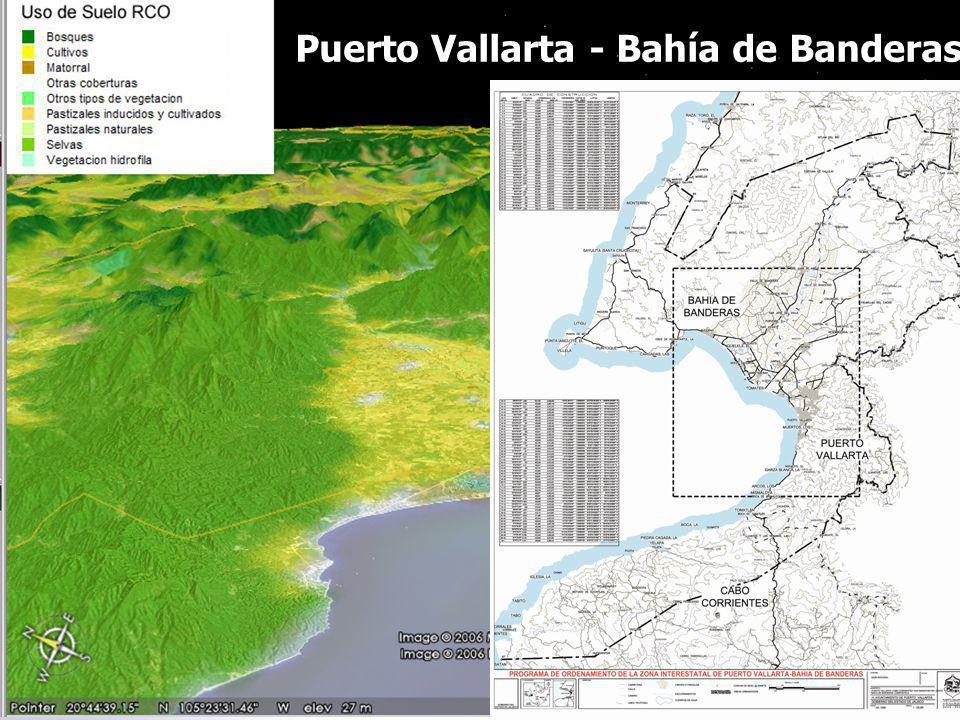 Puerto Vallarta - Bahía de Banderas
