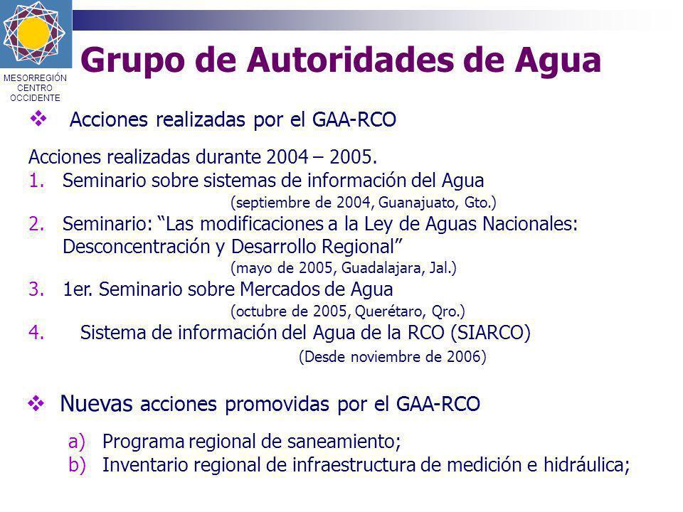 Grupo de Autoridades de Agua
