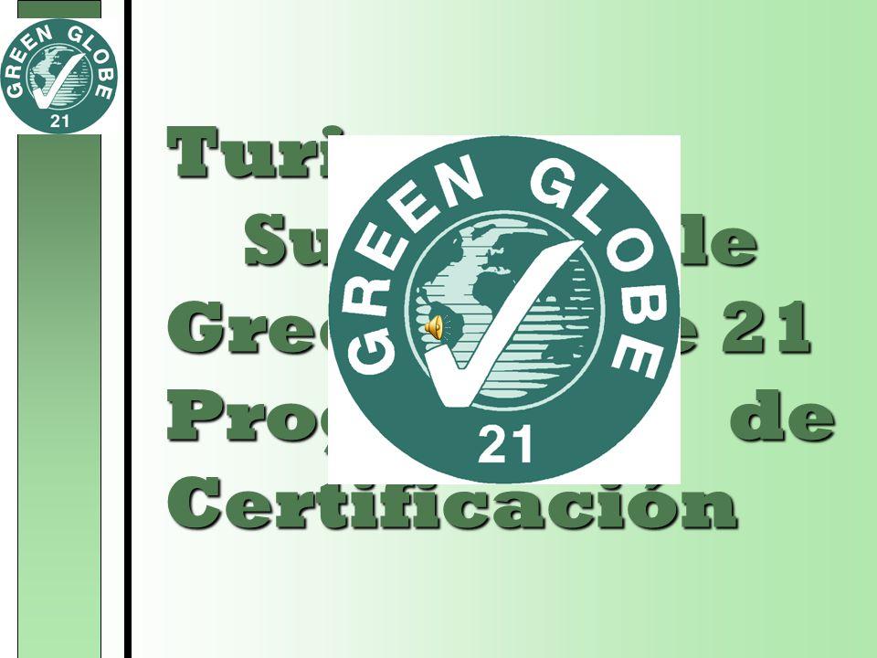 Turismo Sustentable Green Globe 21