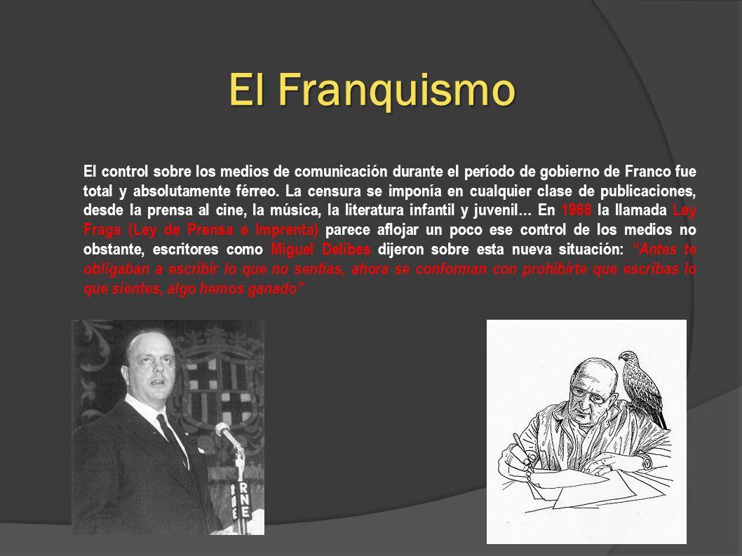 El Franquismo