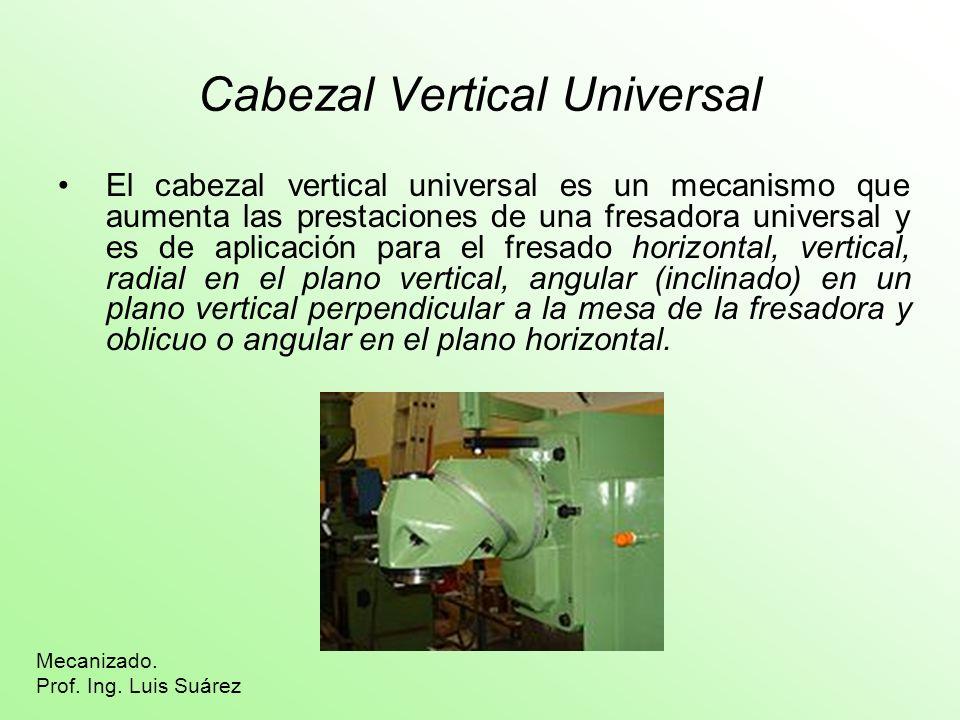 Cabezal Vertical Universal