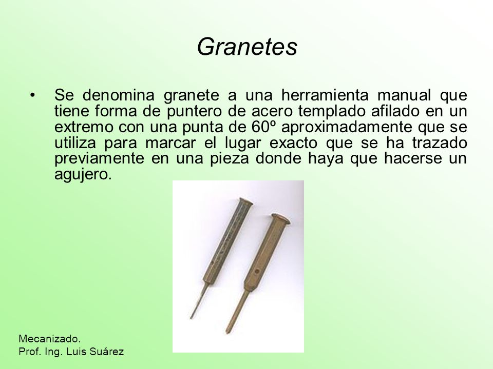 Granetes