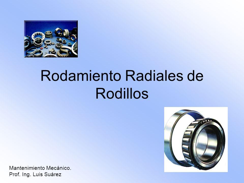 Rodamiento Radiales de Rodillos