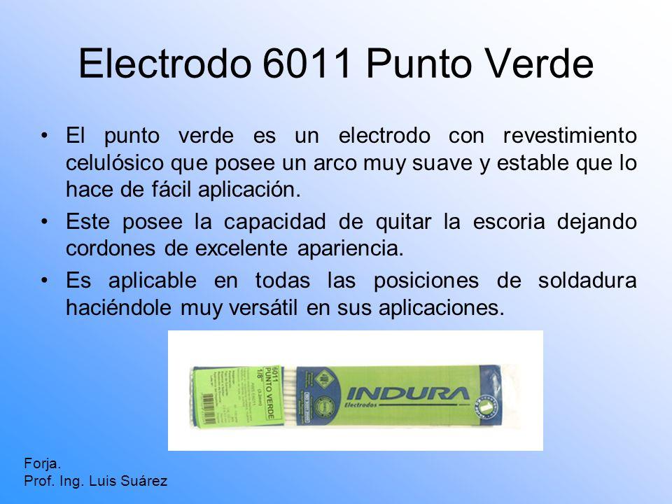 Electrodo 6011 Punto Verde