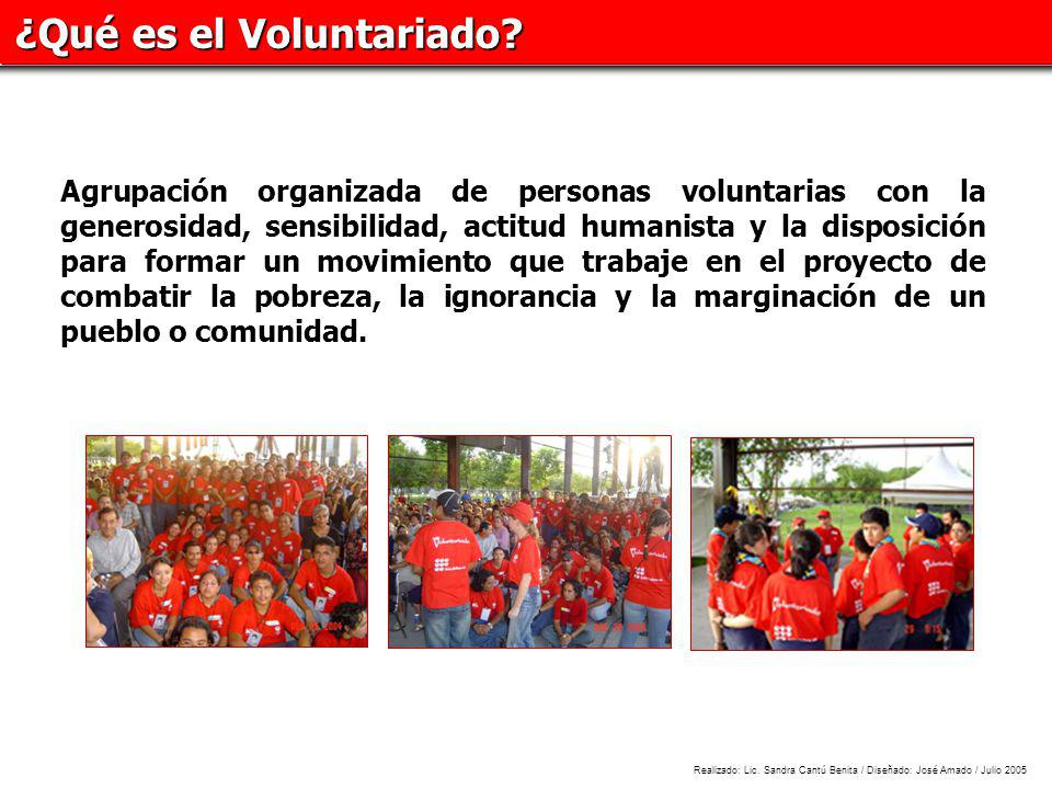 ¿Qué es el Voluntariado