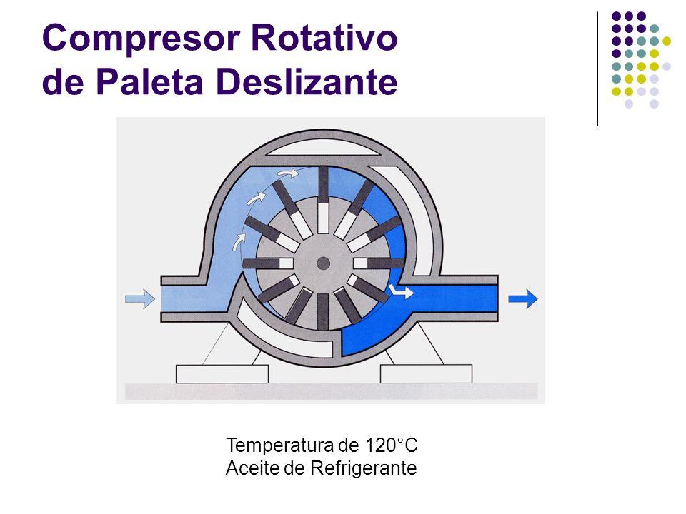Compresor Rotativo de Paleta Deslizante