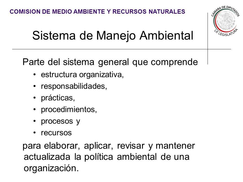 Sistema de Manejo Ambiental