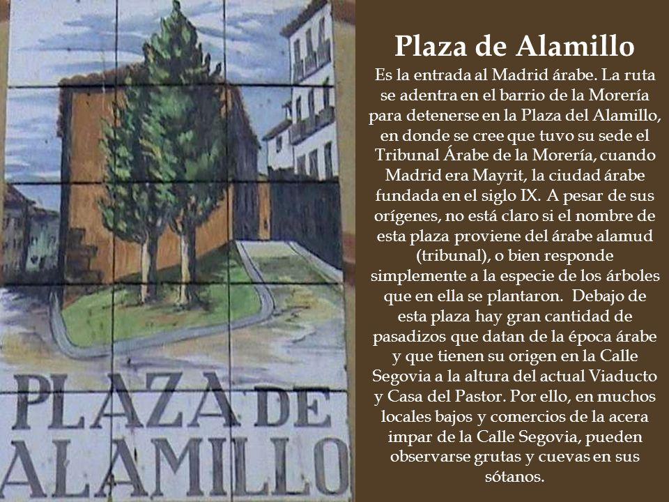 Plaza de Alamillo