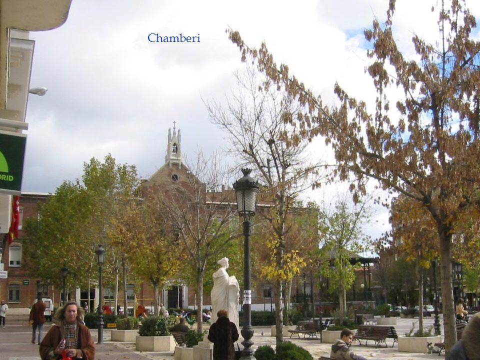 Chamberi Plaza de Chamberi