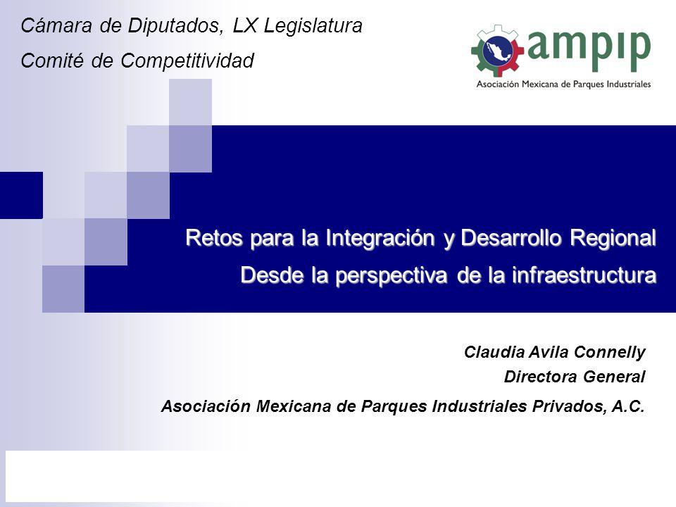 Cámara de Diputados, LX Legislatura Comité de Competitividad