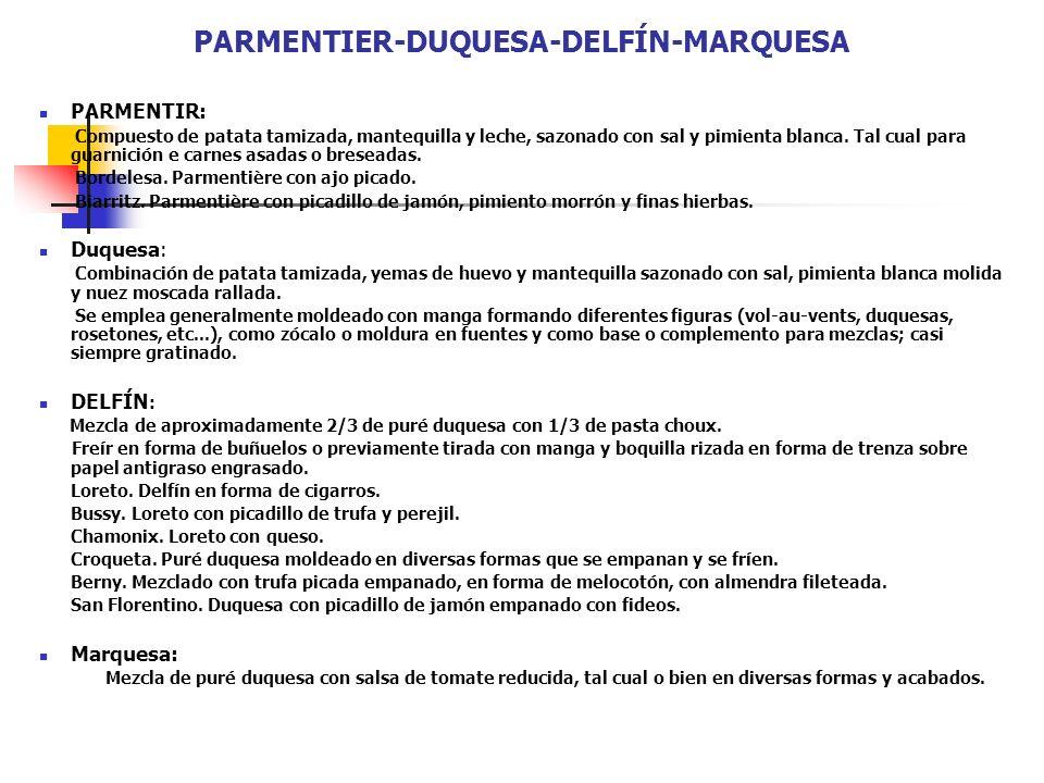 PARMENTIER-DUQUESA-DELFÍN-MARQUESA