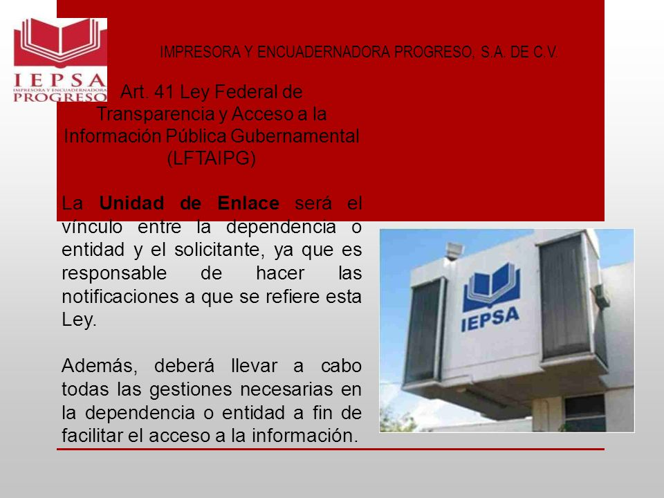 IMPRESORA Y ENCUADERNADORA PROGRESO, S.A. DE C.V.