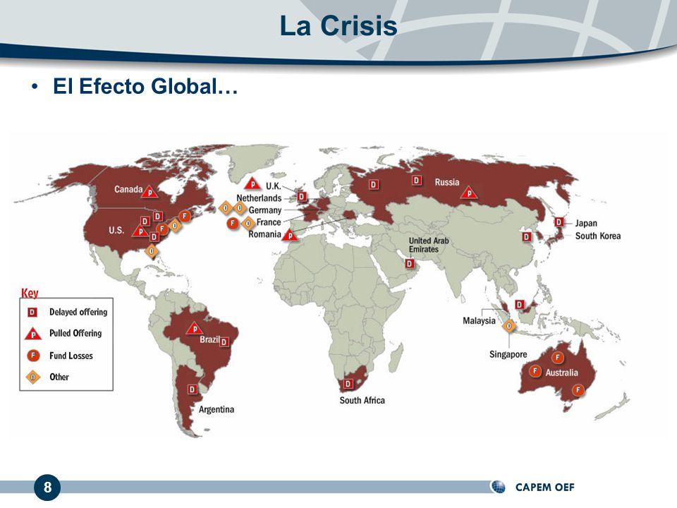 La Crisis El Efecto Global… 8