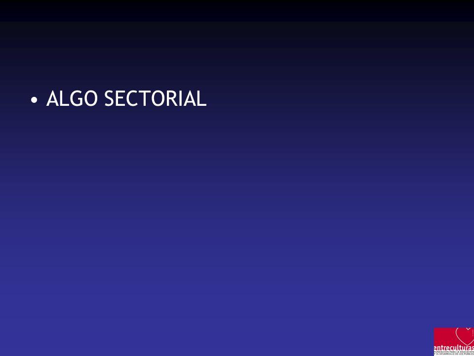 ALGO SECTORIAL